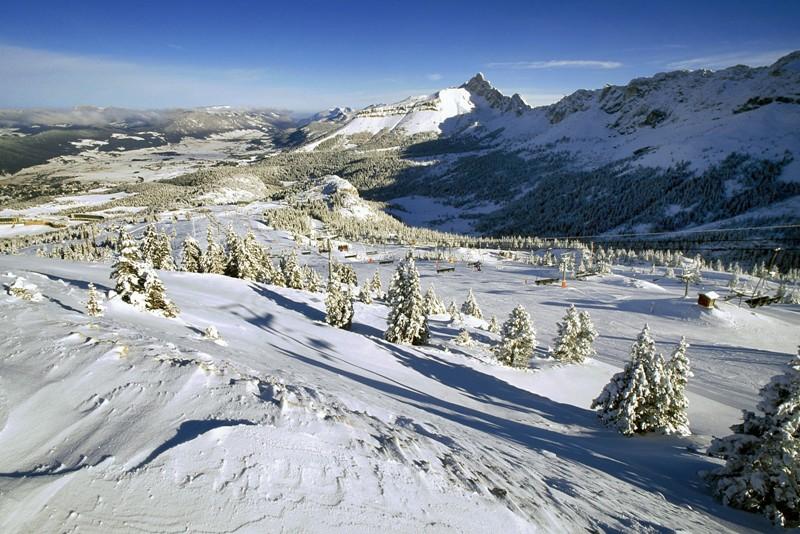 domaine ski villards de lans
