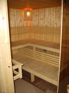 sauna lans en vercors