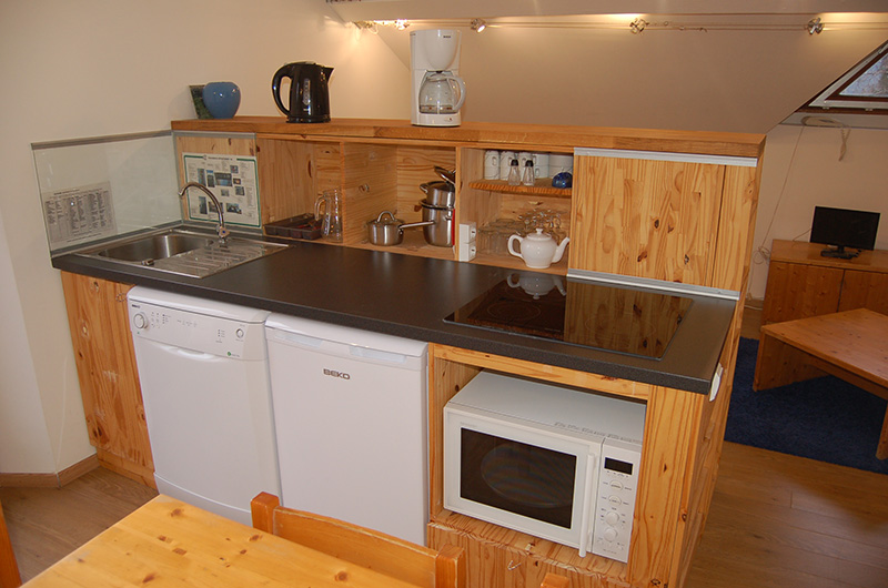 Meuble cuisine studio id es de for Meuble cuisine pour studio